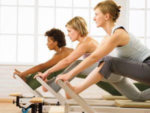 STOTT PILATES® Training Reformer